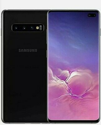 .Samsung Galaxy S10 128GB. Prism black.   Factory unlocked.
