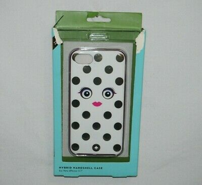 """Kate Spade New York Framed Picture Dot Monster Phone Case iPhone 4.7"""" iPhone 7"""