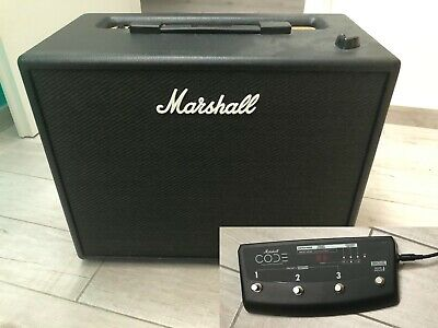 Amplificatore Marshall Code 50 + Footswitch