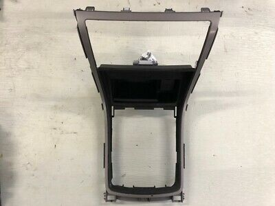 Chrome Trim Ring Gear Shift Piece Bezel Boot OEM Center Console Shifter Surround