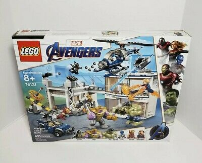 LEGO Marvel Superheroes Endgame Green Time Infinity Stone from 76108//76131 NEW
