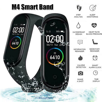 Waterproof Smart Sport Watch Heart Rate Monitor Fitness Tracker For iOS Android
