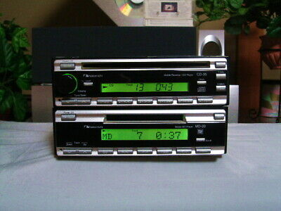 Nakamichi CD-35/MD-20