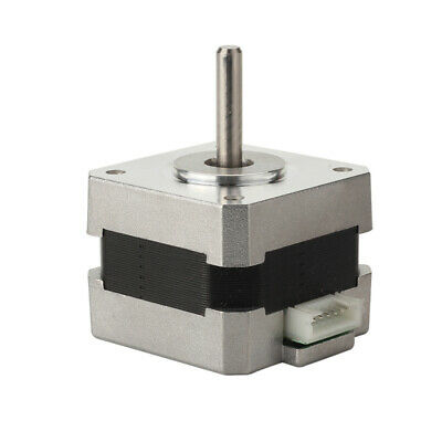 Stepper motor Nema17 shaft for 5mm pulley RepRap CNC Prusa Rostock 3D pdf