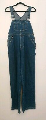 Gap Kids Blue Denim Dungarees Size XL 11 12 Years W 28 29 30 31 32 L 27 Ladies