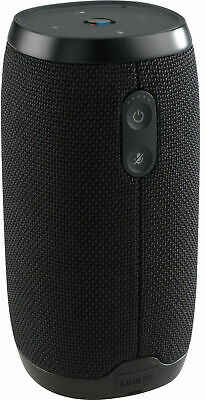 JBL Link 10 Portable Wireless Smart Sound Speaker with Google Assistant Black