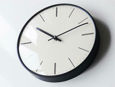 1950s Antique german CTW Industrial Clock factory wall Bauhaus old station