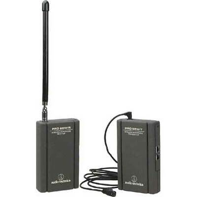 Audio-Technica Pro 88W  Camera Mountable VHF Lavalier System