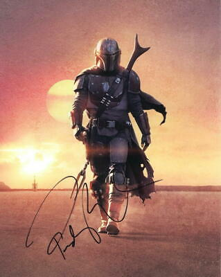 Pedro Pascal Signed 8X10 Photo The Mandalorian Star Wars Authentic Autograph A