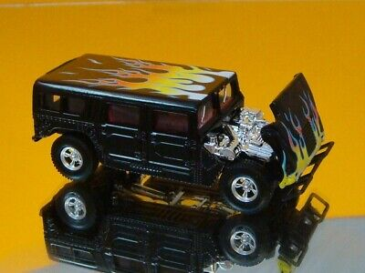 1992– 2006 Hot Rod Hummer H1 Civilian Off Road 4X4 1/64 Scale Limited Edition D