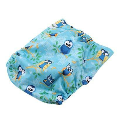 Baby Cloth Nappy Reusable Washable Popper Adjustable Wrap Pocket Diaper HY