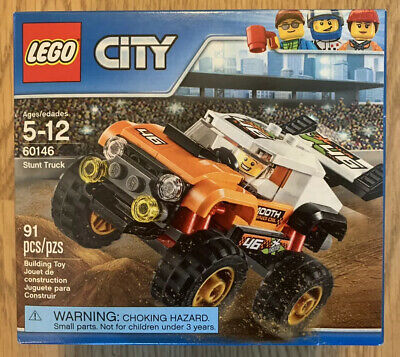 LEGO City 60146 Stunt Truck NEW in Sealed Box RETIRED Free Shipping!