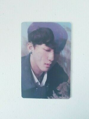 """K-POP STRAY KIDS Mini Album """"Cle : LEVANTER"""" Limited Official CHANGBIN Photocard"""