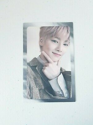 """K-POP STRAY KIDS Mini Album """"Cle : LEVANTER"""" Limited Official I.N Photocard"""