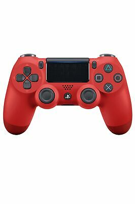 Mando Dualshock Rojo V2 PS4 - Magma Red