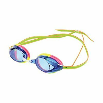 Dolfin Charger Racing Goggles (Blueberry Neon)