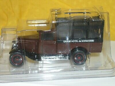 Solido Citroen 1930 Cars Voiture De Collection 1/43