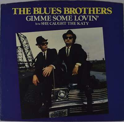 The Blues Brothers - Gimme Some Lovin (Picture Sleeve ONLY) no 45 John Belushi