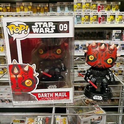 "Funko Pop Disney Star Wars : Darth Maul #09 Vinyl Figure ""MINT"""