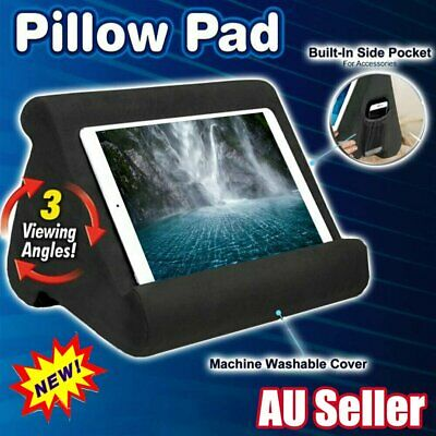 Multi-Angle Soft Pillow Stand Tablet Phone Holder For IPad Tablet Phone QV