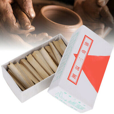 1230℃  Ceramic Craft Kiln High Temperature Measuring Pyrometric Cones Electric