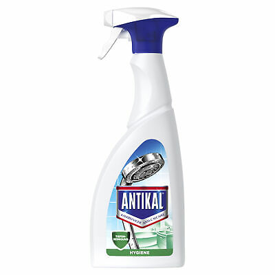 Antikal Hygiene Multikraft Kalkreiniger Entkalker Kalkentferner Spray 700 ml