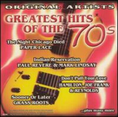 Greatest Hits of the 70's 1 / Various : Vol. 1 Rock 1 Disc CD