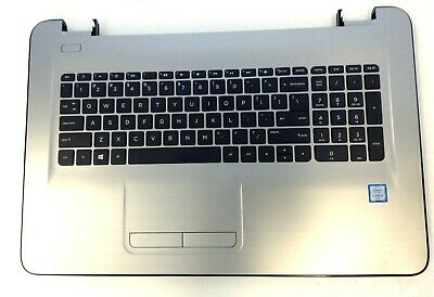 Laptop Keyboard Compatible for HP Pavilion 17-y018ca 17-y018na 17-y020ca 17-y020wm 17-y030ca 17-y031nr 17-y050ca 17-y051ca US Black No Frame