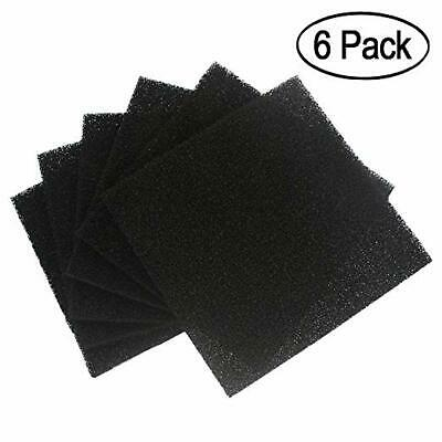 Activated carbon filter sponge solder smoke absorber ESD fume extractor 13x13 DR