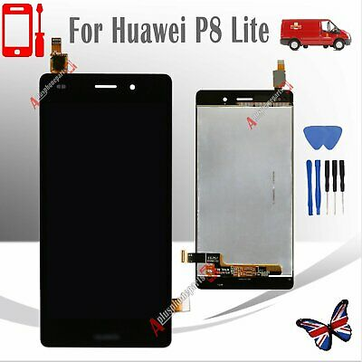 LCD Display Screen For Huawei P8 Lite ALE-L21 Touch Digitizer Black Replacement