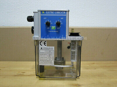 Chen Ying Lubrication Pump CESW-2L-180-220V