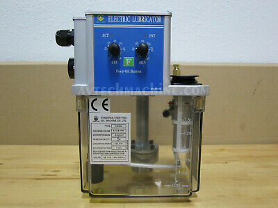 Chen Ying Lubrication Pump CESW-2L-180-110V