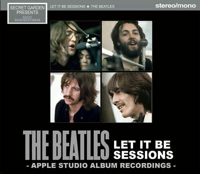 The Beatles / Let It Be Sessions / 6CD With Slipcase / SOUNDBOARD!
