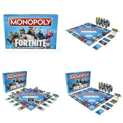 Monopoly: Fortnite Edition Board Game Inspired by Video 6 Years & Up