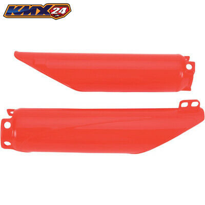 UFO Protège-fourches Compatible à Honda Cr 125 250 98-07 Crf 250 04-13 450 02-08