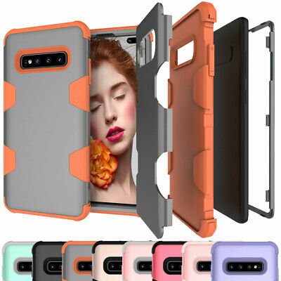 New ShockProof Hybrid Case Cover For Samsung Galaxy S10e S10 S9 S8+ Note 8 9