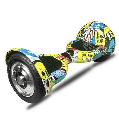 self balancing Hover With 10 Inch Wheels With Air UL Cert Bluetooth hip hop
