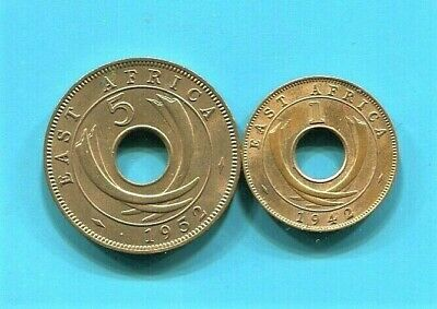 EAST AFRICA 5 CENTS 1923-1942 KM25 NON EXISTING COUNTRY CURRENCY MONEY COIN