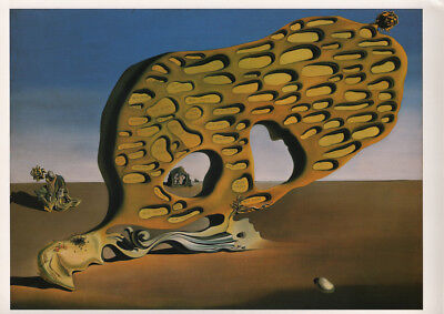 The Enigma of William Tell Dali Reproduction Art Print A4 A3 A2 A1
