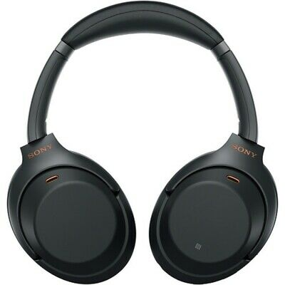 Sony WH-1000XM3 Wireless Noise Cancel  Headphones Over-Ear  - Black