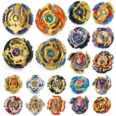 The Metal Beyblade without Launcher Gold Only Bayblade Series Burst Toupie Bey
