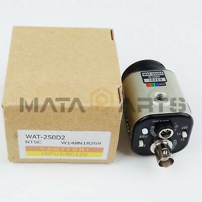 1PC NEW WATEC CCD Color Camera WAT-250D2 WAT250D2