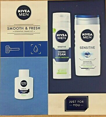 Nivea Men Smooth & Fresh Collection Valentine's Gift Set For Him ❤❤❤