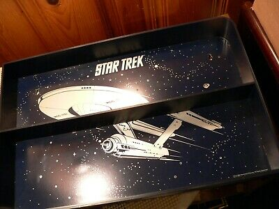 1992 Star Trek Display Case / Shelf