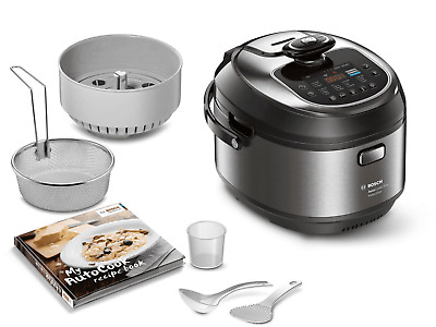 Bosch MUC88B68GB 5 Litre Multi Cooker