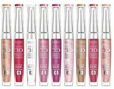 BOURJOUIS 3D LIP GLOSS 5.7 ml