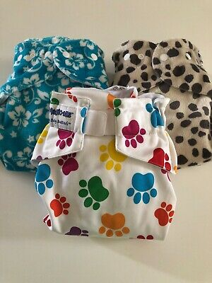 Baby Beehinds Magicall Multi Fits Large X 3