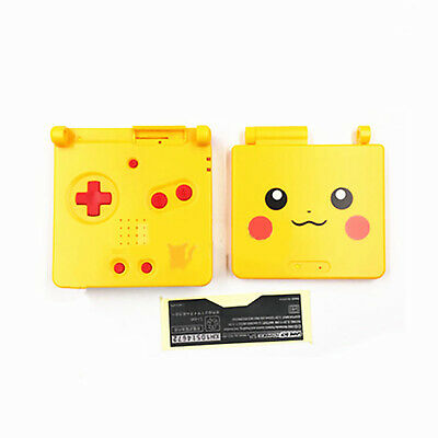 Cartoon Hard Case Housing Shell Replacement for Nintendo GameBoy Advance Console