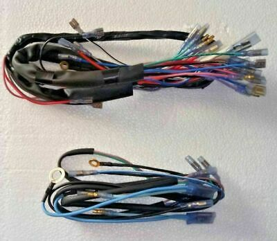 Yamaha RD250LC RD350LC Horn Wiring Harness Loom Lead Twin Horns RD250 RD350 LC