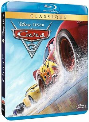 CARS 3 - Blu-Ray - Disney Pixar - Classique N° 119 - Neuf sous blister